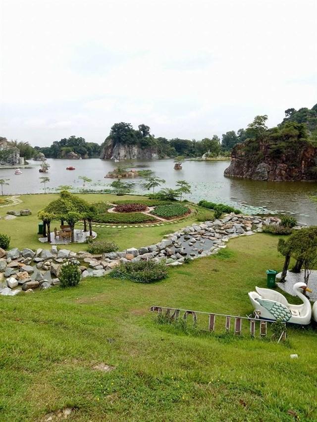 Gioi tre keo nhau di Vinh Ha Long mini chi cach SG 31km - 8