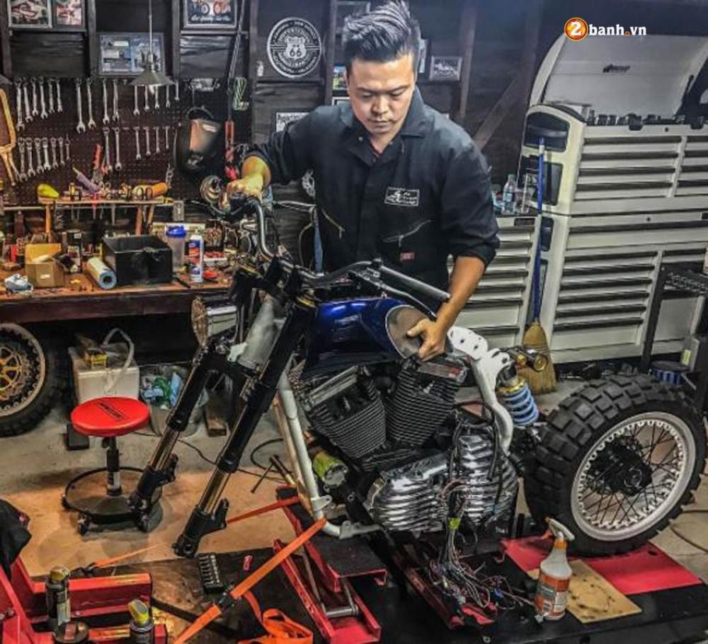 Harley Davidson nghe thuat giua can bang y tuong va thuc te - 12