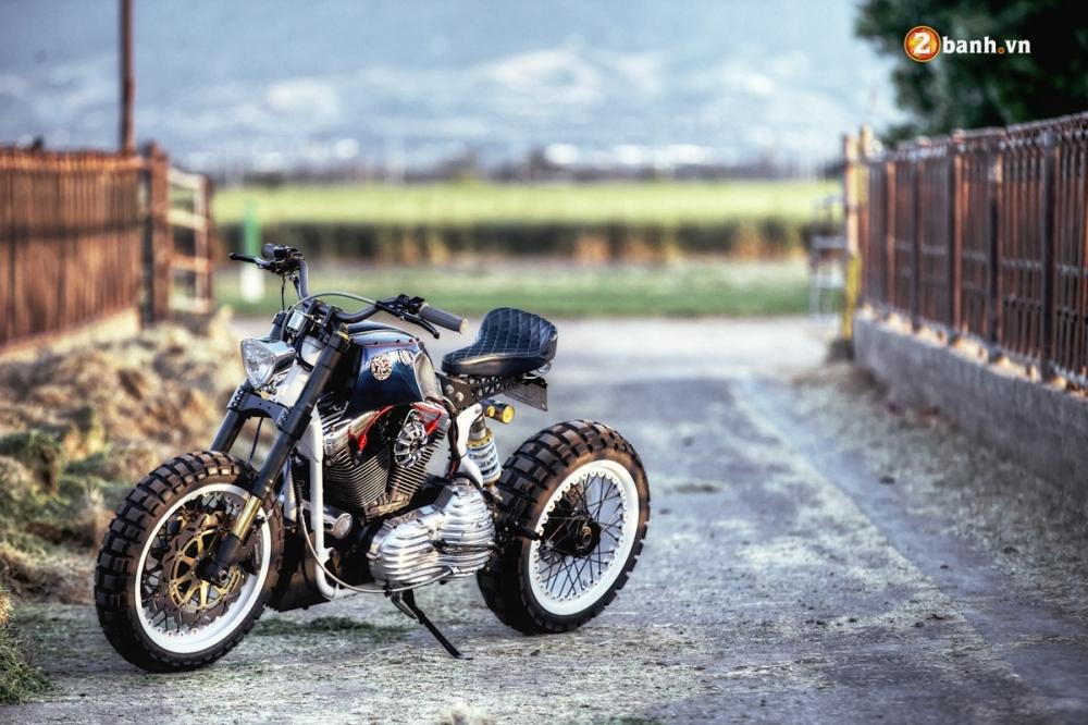 Harley Davidson nghe thuat giua can bang y tuong va thuc te - 19