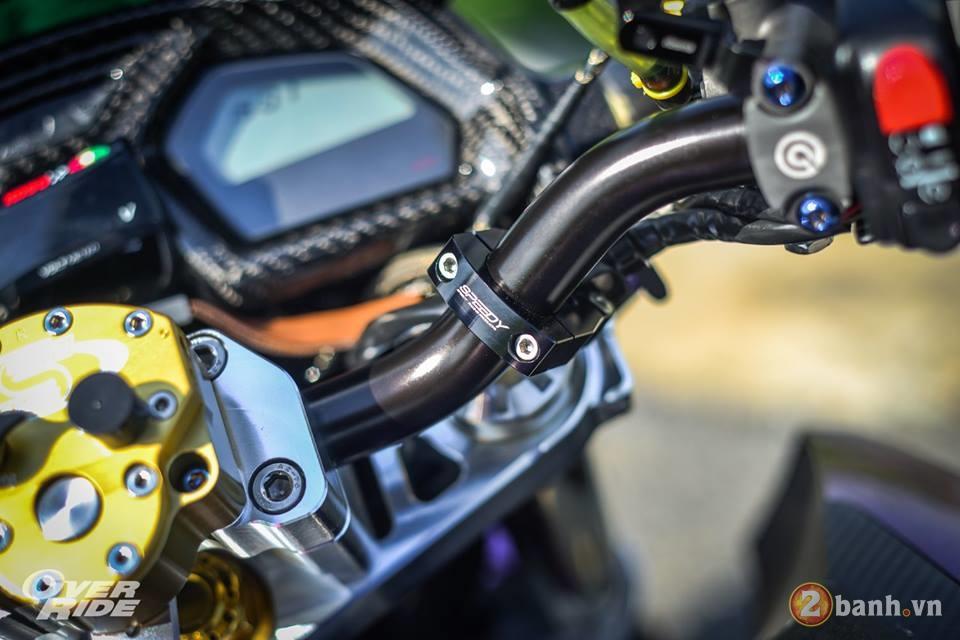 Honda CB650F trong bo canh Chrome dep xuat than - 4