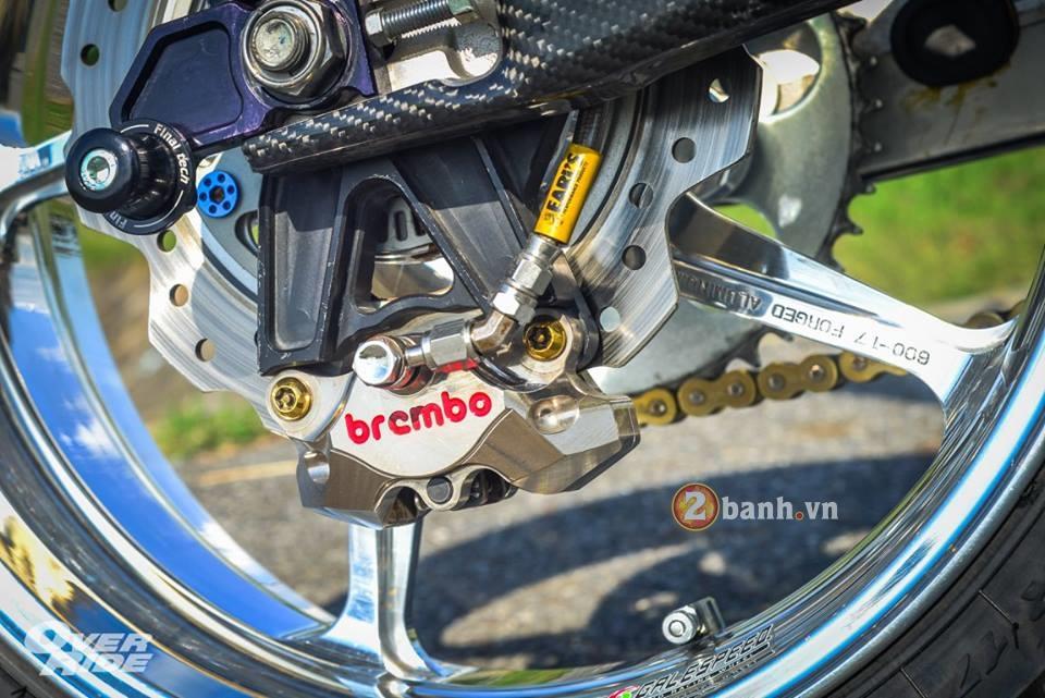 Honda CB650F trong bo canh Chrome dep xuat than - 19