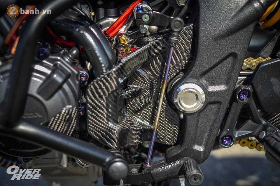 Honda CB650F trong bo canh Chrome dep xuat than - 22