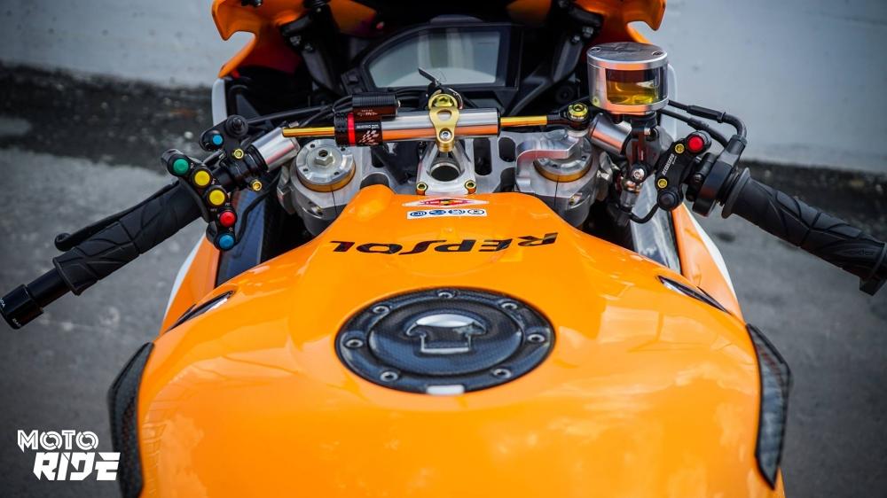 Honda CBR1000RR dep den ngo ngang trong phong cach 93 MotoGP - 4