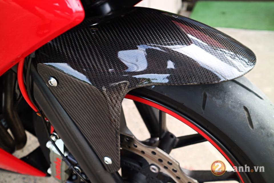 Honda CBR500R chu Bo moi lon day an tuong voi su nang cap dot pha - 5