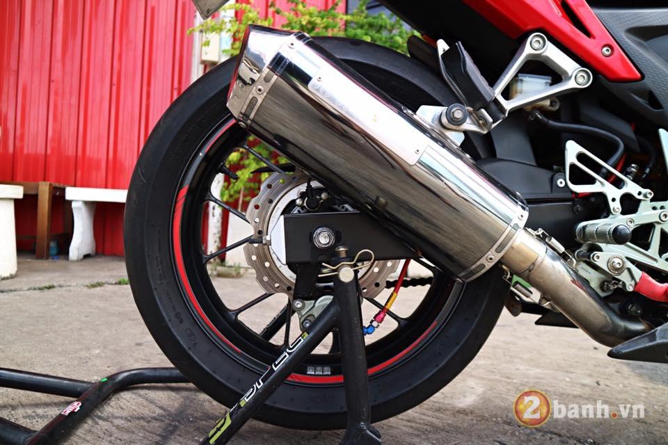 Honda CBR500R chu Bo moi lon day an tuong voi su nang cap dot pha - 10