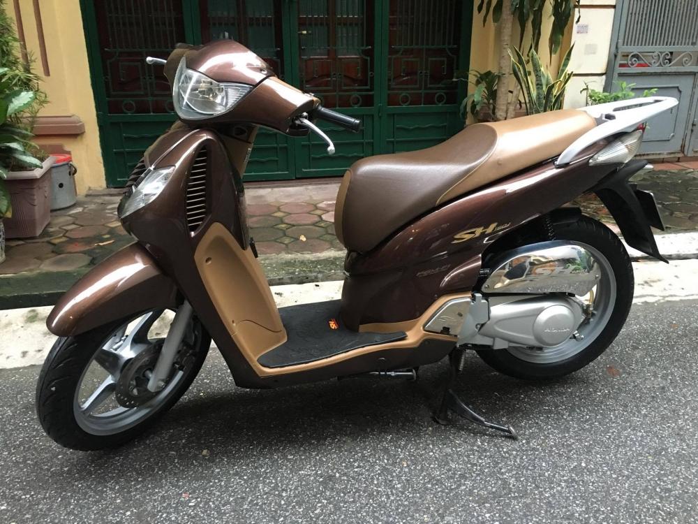 Honda SH150i Nau 20091 chu 29G may bao hanh nguyen thuy86txe it su dung - 4
