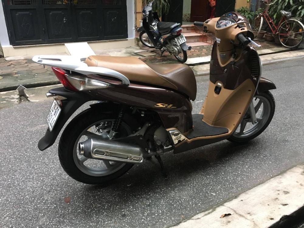 Honda SH150i Nau 20091 chu 29G may bao hanh nguyen thuy86txe it su dung - 5