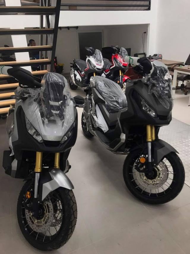Honda tay ga XADV 750 gia 560 trieu dong vua cap ben tai Viet Nam - 4
