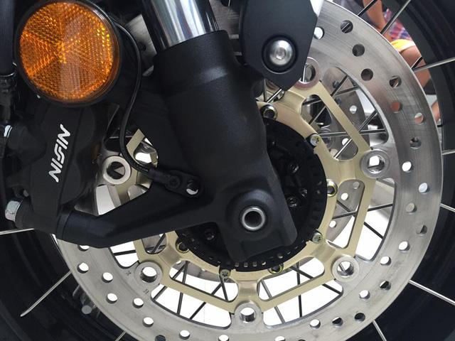 Honda tay ga XADV 750 gia 560 trieu dong vua cap ben tai Viet Nam - 12