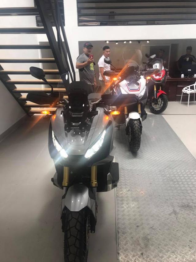 Honda tay ga XADV 750 gia 560 trieu dong vua cap ben tai Viet Nam - 2
