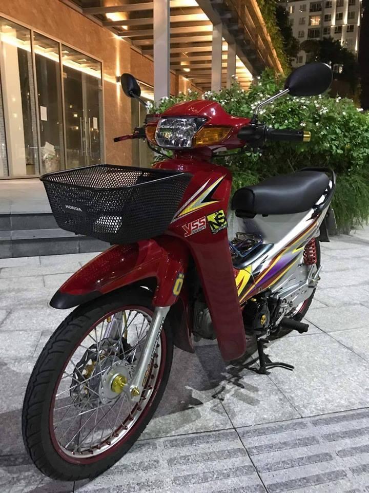 Honda Wave 110cc hien lanh trong ban do kieu ky - 2