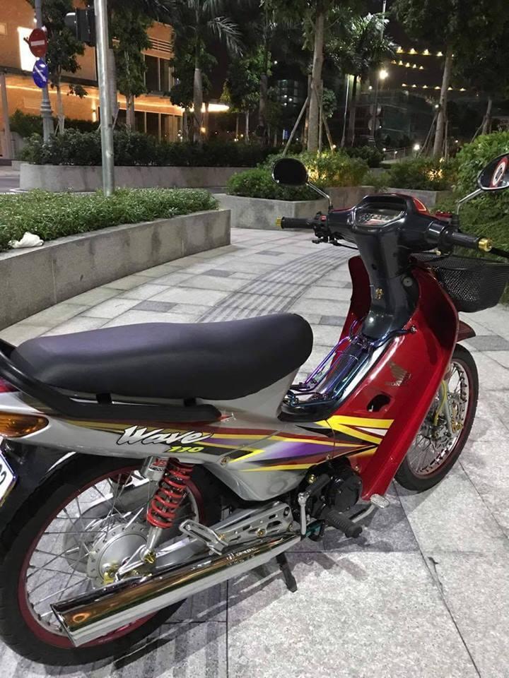 Honda Wave 110cc hien lanh trong ban do kieu ky - 5
