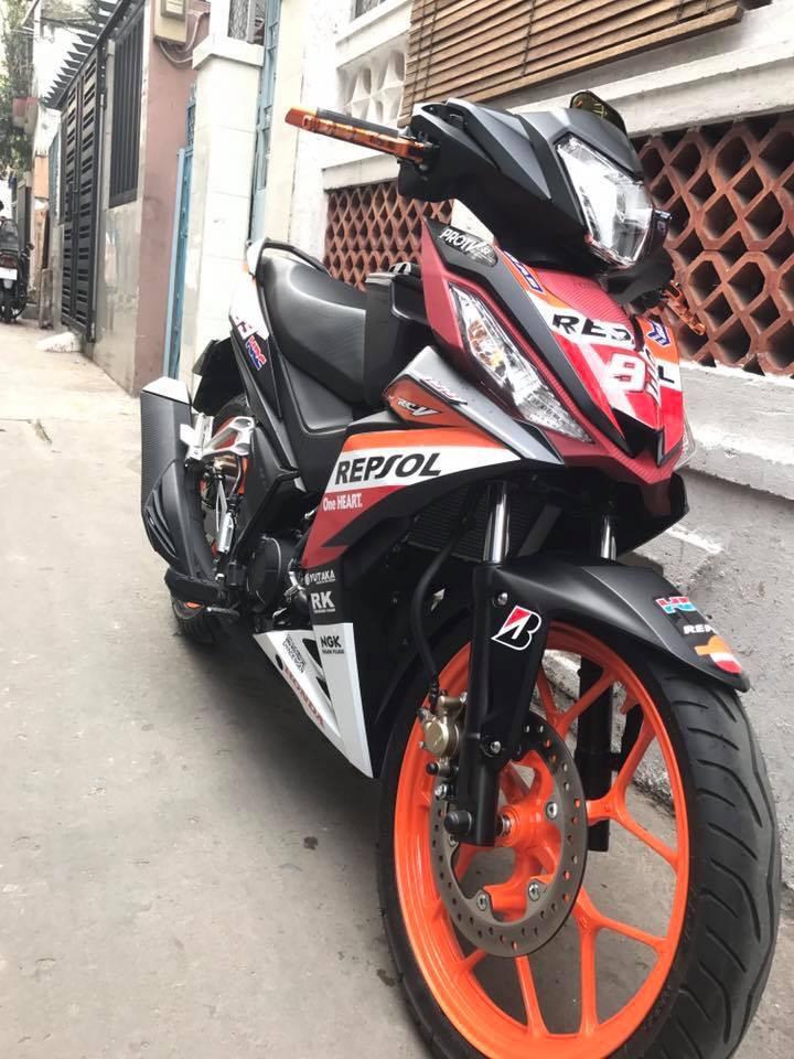 Honda Winner DK 012017 ODO 4KBien SG 1 doi chinh chu Zin 100 - 5