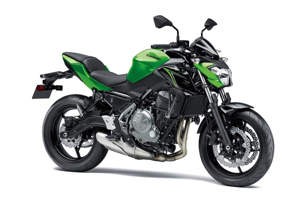 Kawasaki Ninja 650 va Z650 chuan bi trinh lang mau moi - 6
