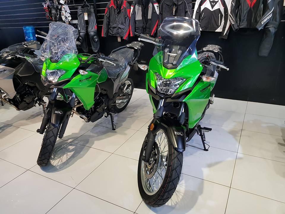 Kawasaki Versys X 300cc chinh hang - 14