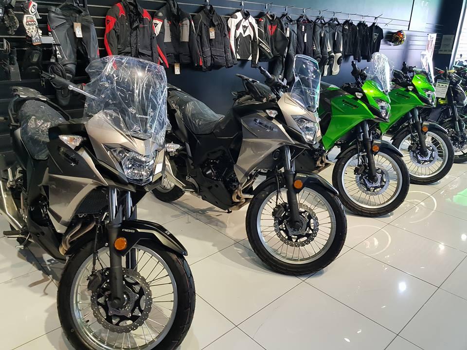 Kawasaki Versys X 300cc chinh hang - 15