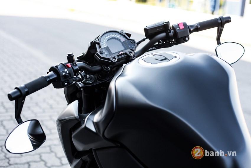 Kawasaki Z900 chu te giac bi chay nang - 4