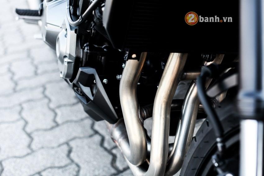 Kawasaki Z900 chu te giac bi chay nang - 8