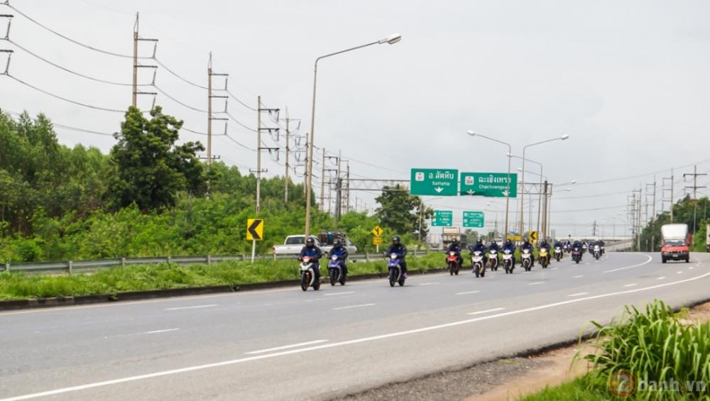Nhung chang duong cuoi cung cua Cuoc hanh trinh 3000 km Dong Nam A cung Yamaha Exciter - 13