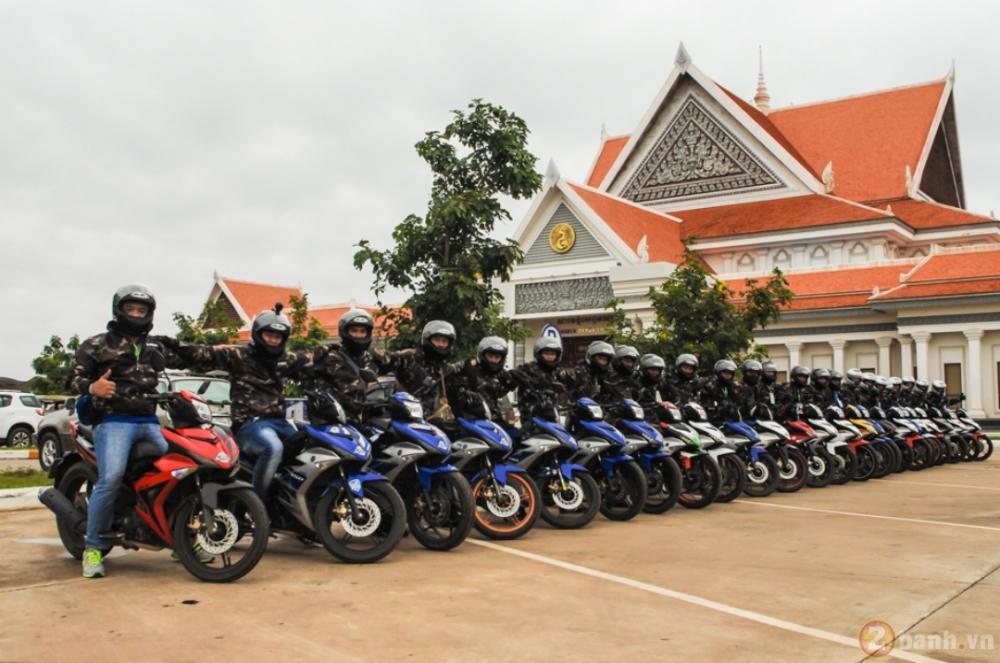Nhung chang duong cuoi cung cua Cuoc hanh trinh 3000 km Dong Nam A cung Yamaha Exciter - 21