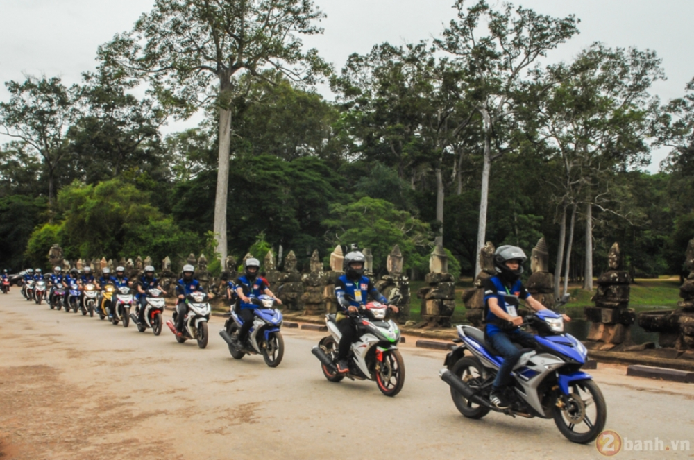 Nhung chang duong cuoi cung cua Cuoc hanh trinh 3000 km Dong Nam A cung Yamaha Exciter - 22