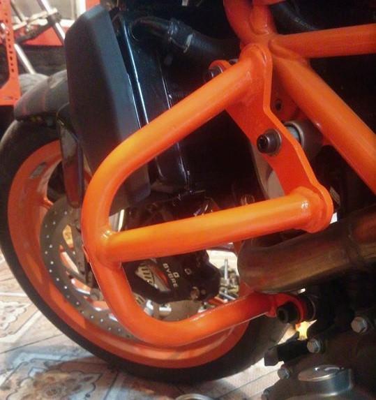 MTStore Chong do Cobra cho KTM Duke - 4