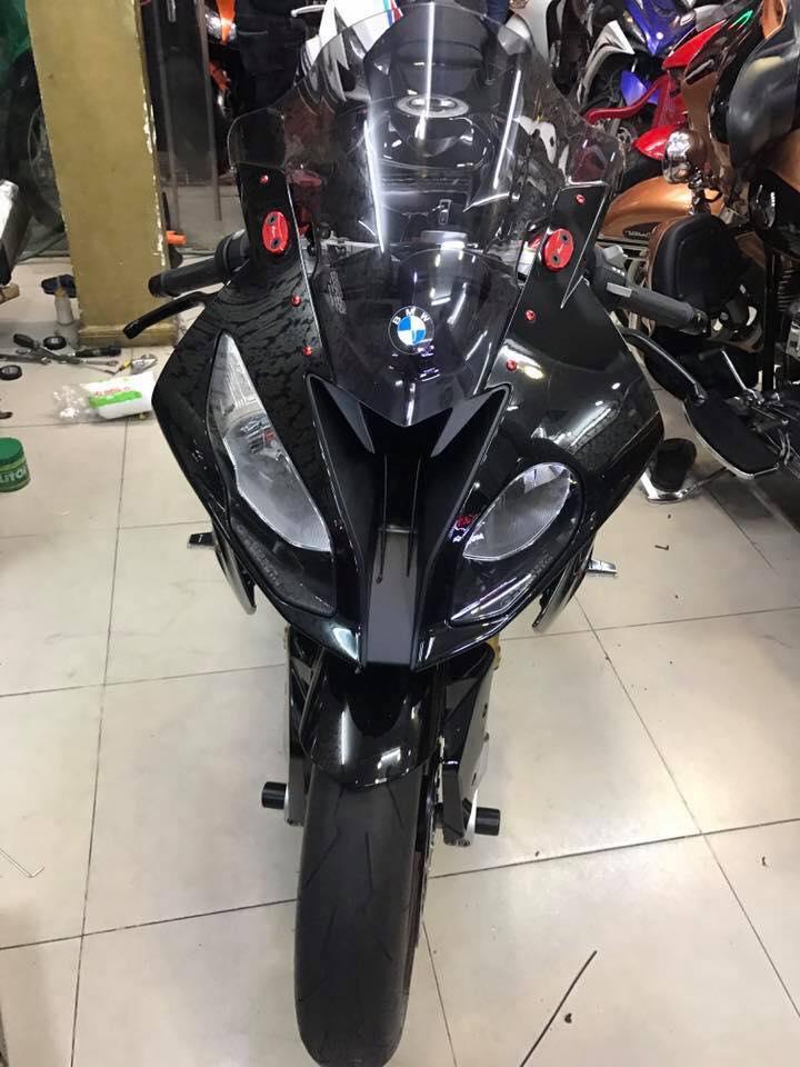 Can ban BMW s1000rr ABS chau au do den 2016 1 doi chu dap thung tai Motor Ken Xe chu di qua ky ne - 6