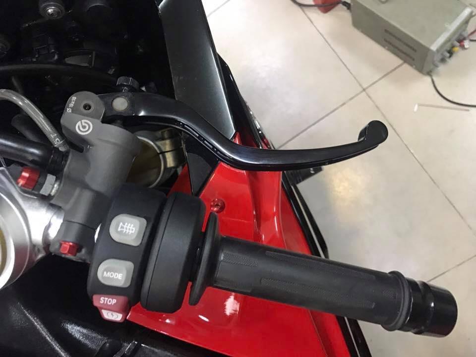 Can ban BMW s1000rr ABS chau au do den 2016 1 doi chu dap thung tai Motor Ken Xe chu di qua ky ne - 7