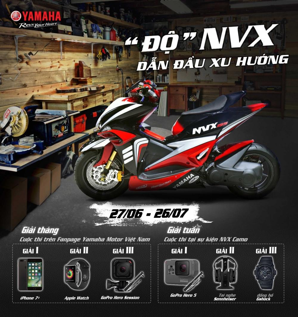 Ngam dan NVX Thay ao doc la trong cuoc thi Do NVX Dan Dau Xu Huong - 8