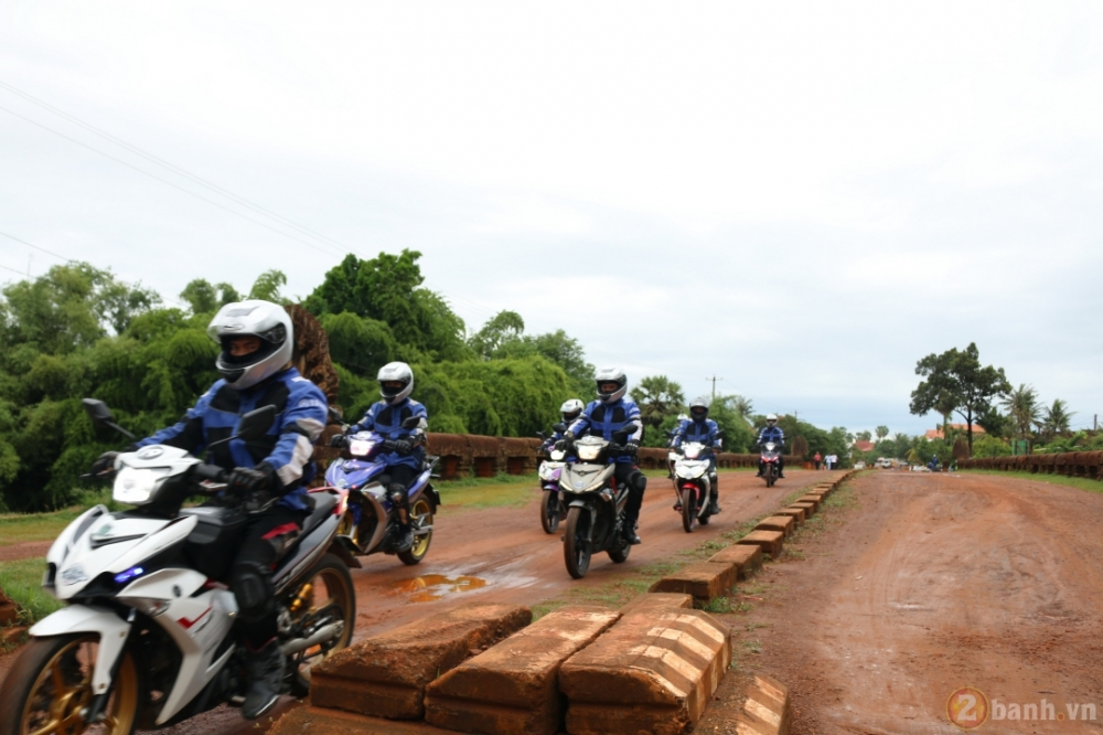 Nhung chang duong cuoi cung cua Cuoc hanh trinh 3000 km Dong Nam A cung Yamaha Exciter - 33