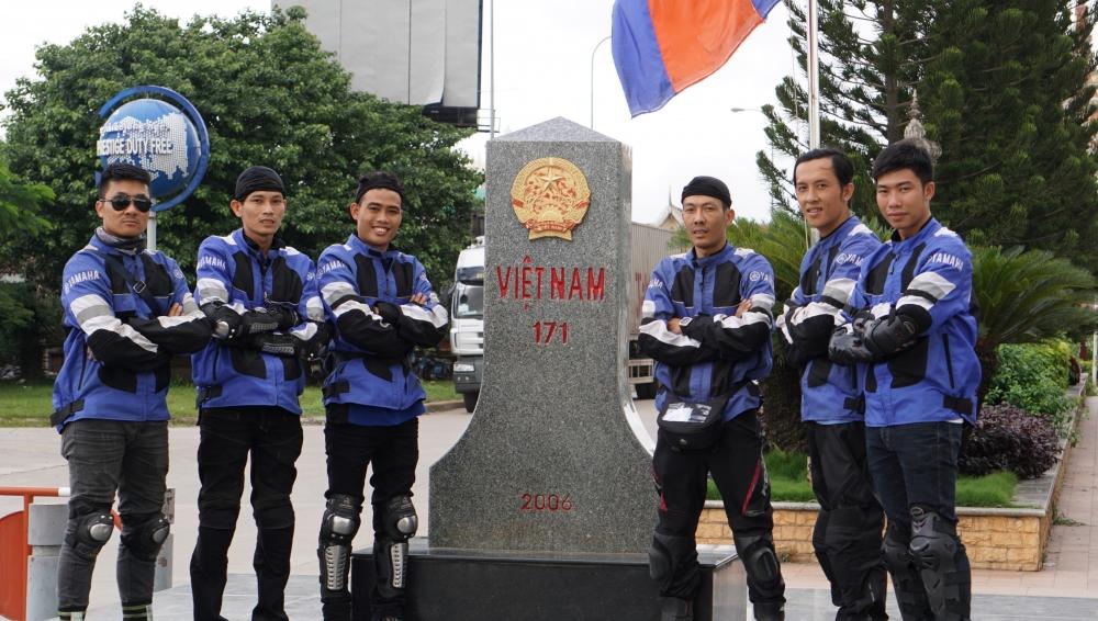 Nhung chang duong cuoi cung cua Cuoc hanh trinh 3000 km Dong Nam A cung Yamaha Exciter - 47