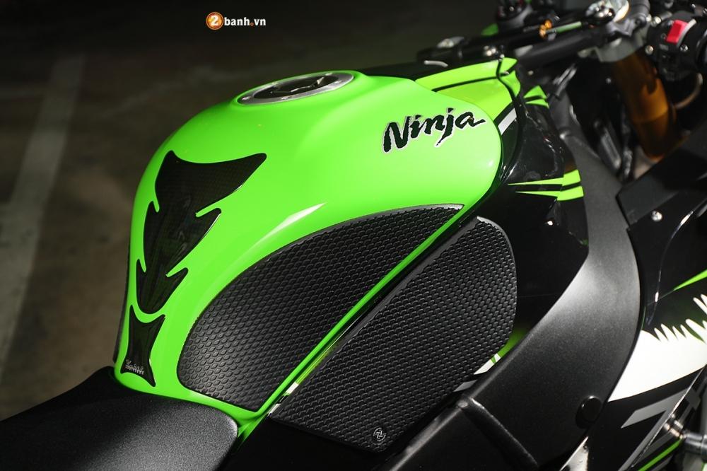 Ninja ZX10R ao dieu trong buc anh suong khoi huyen bi - 10