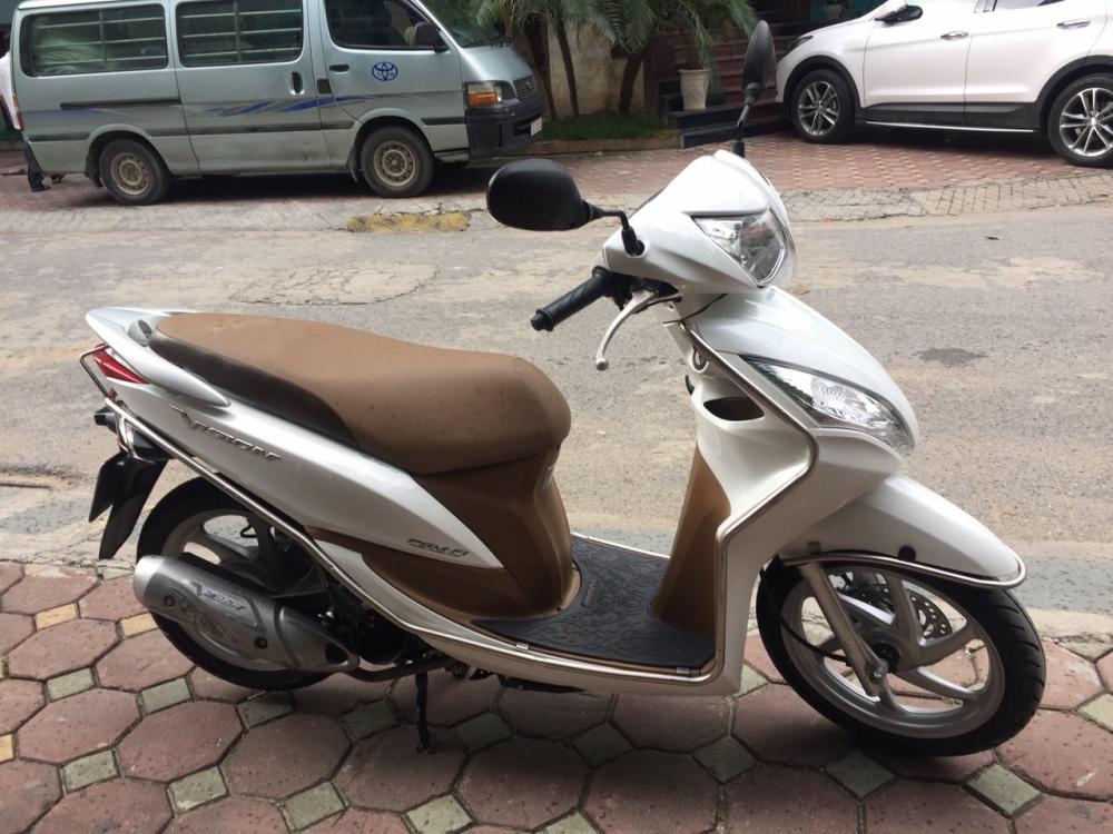 Rao ban Honda Vision fi 2014 trang chinh chu nha it dung con moi 98 - 4