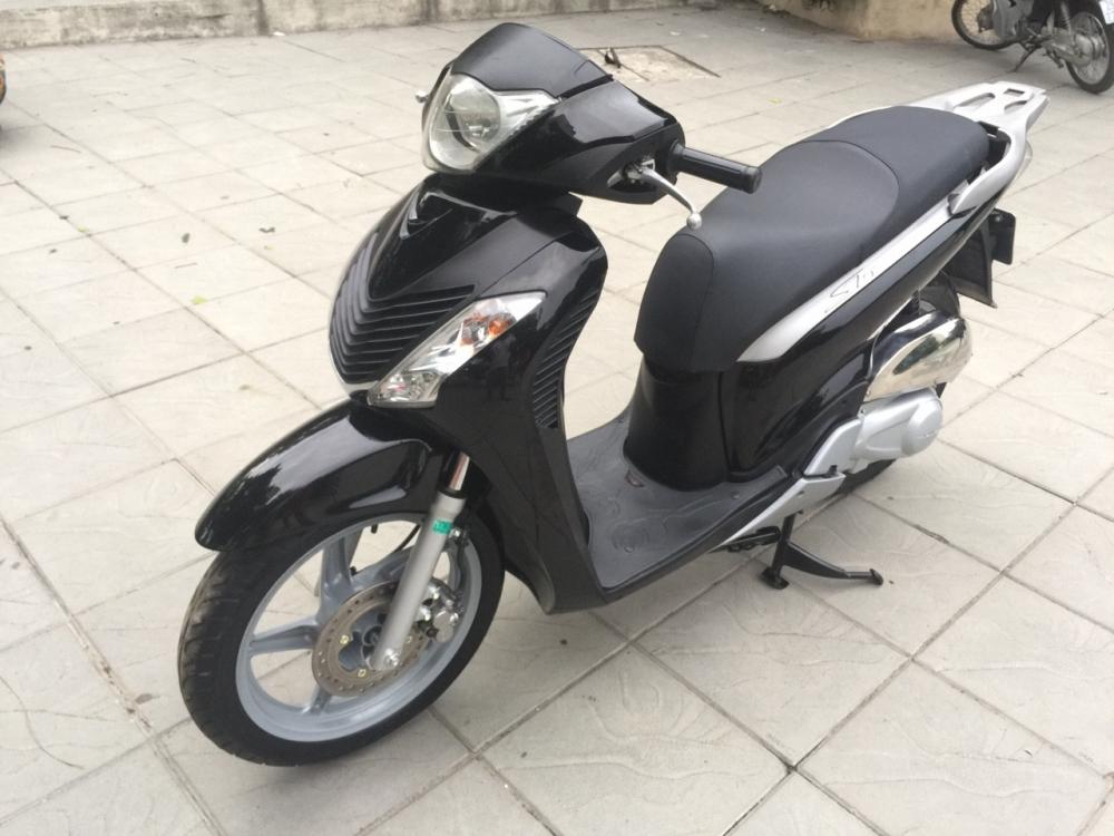 SH 150i mau den phien ban nhap khau My dky nam 2014 - 5