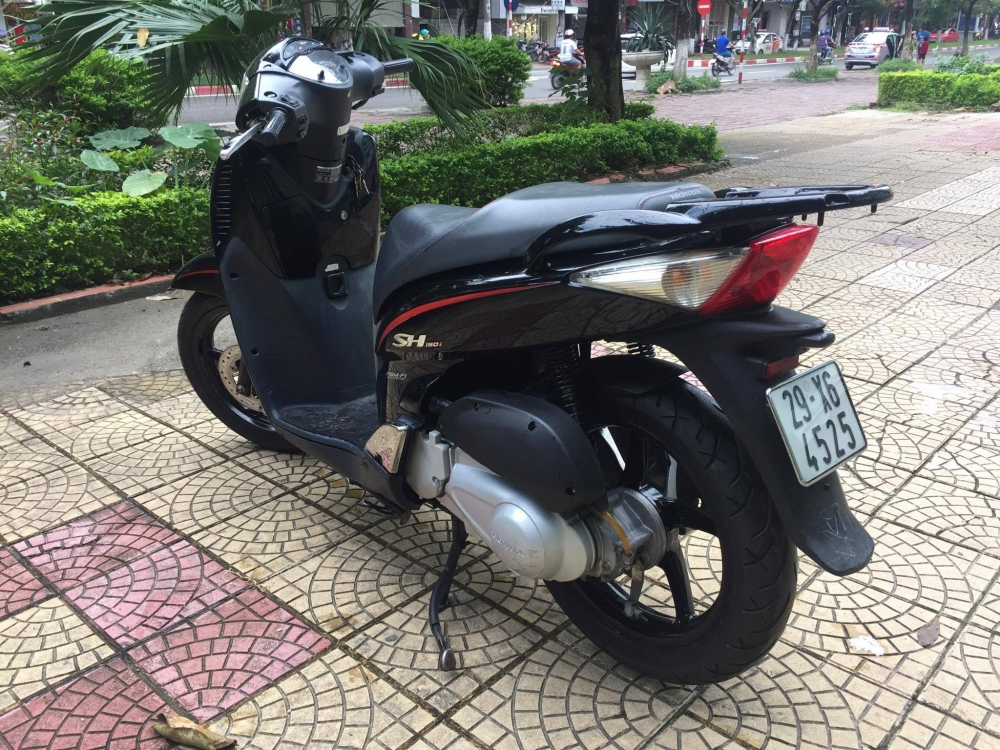 SH 150i Sport 2008 den btp 29X chinh chu di giucan ban 59tr cho nguoi can su dung - 5