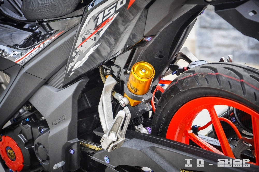 Sonic 150 ban do dinh cao dam chat choi cua biker Viet - 11