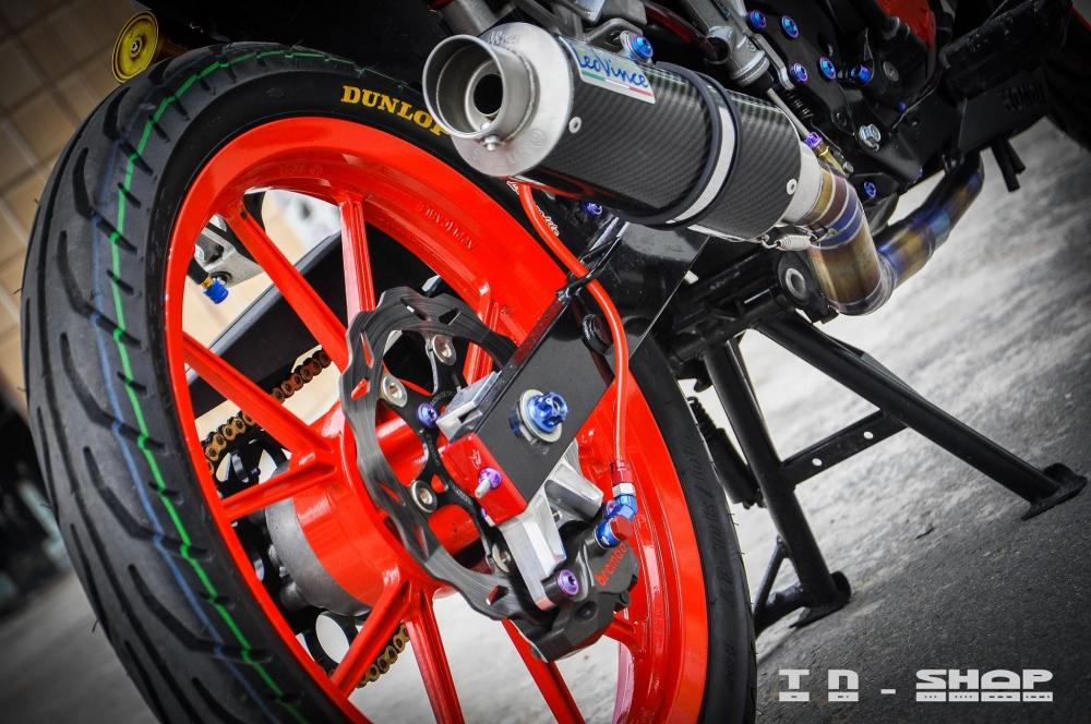 Sonic 150 ban do dinh cao dam chat choi cua biker Viet - 12