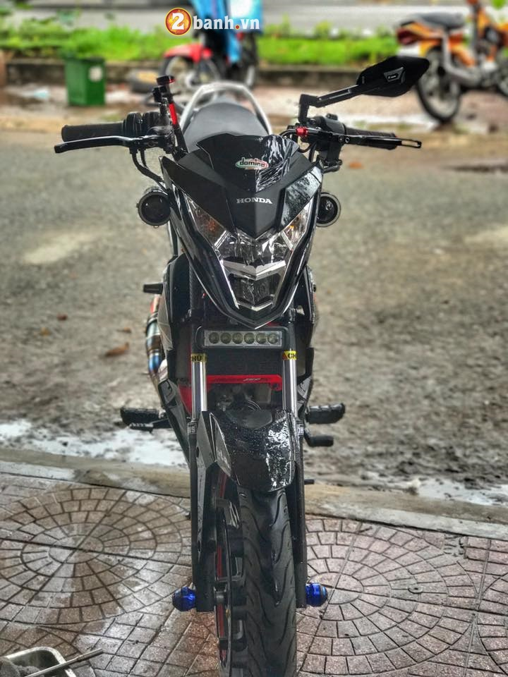 Sonic 150Fi niem kieu hanh cua Honda Nhat Ban - 2
