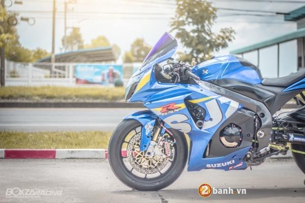 Suzuki GSXR1000 chu ca heo xanh sanh dieu ben do hieu - 4