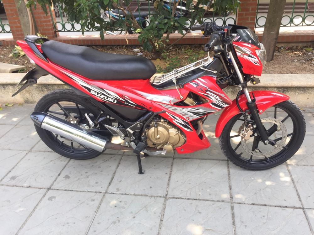 Suzuki Raider 150cc mau do 2015 bien 29H1 55898