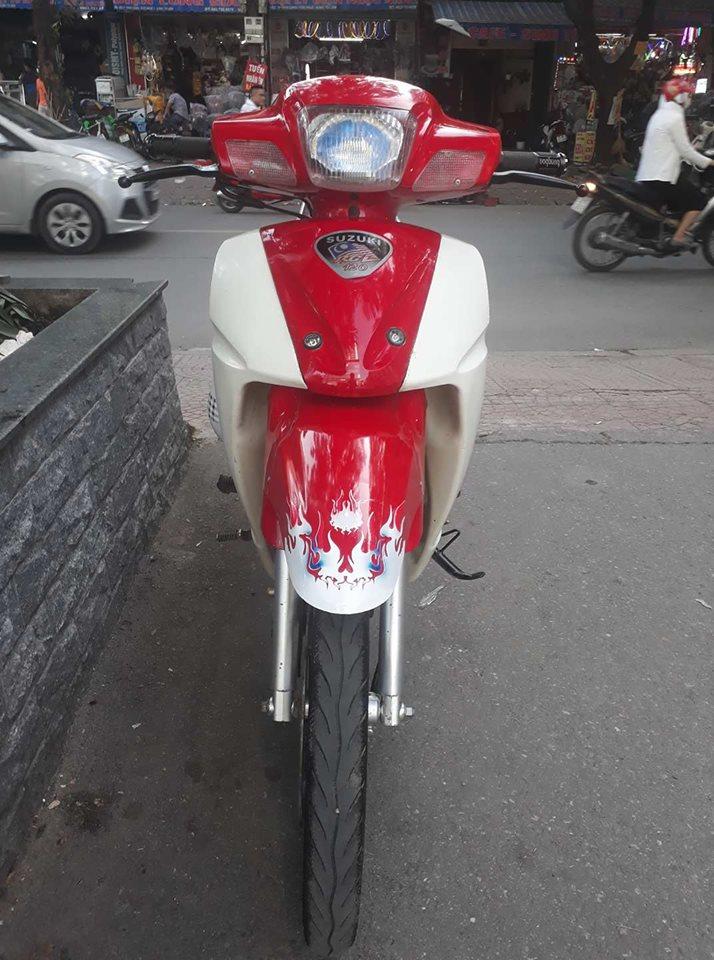 Suzuki xipo rgv 120