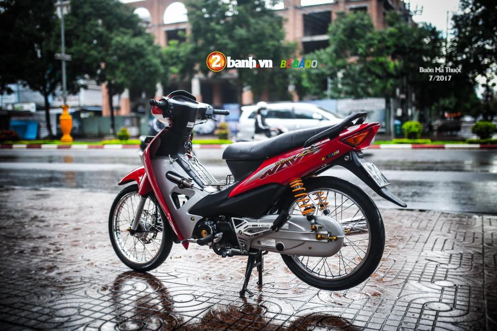 Wave A do kieng nhe phong cach tem zin Pho nui Buon Ma Thuot - 11