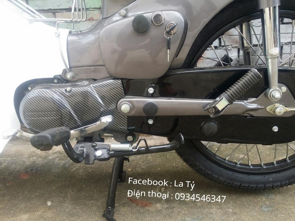 Xe Cub Do Nhe Van Giu Duoc Phong Cach Xe zin - 11