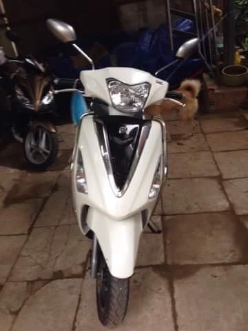 Yamaha Acruzo 2016 - 2