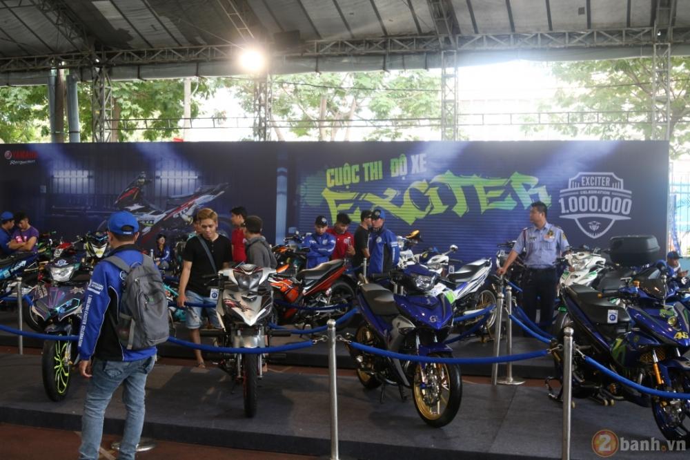 Yamaha Motor Viet Nam xac lap 2 ky luc Guinness the gioi trong su kien ky niem 1000000 xe Exciter - 8