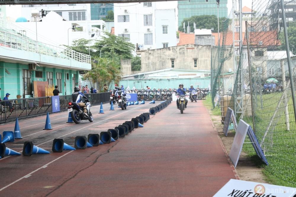 Yamaha Motor Viet Nam xac lap 2 ky luc Guinness the gioi trong su kien ky niem 1000000 xe Exciter - 12