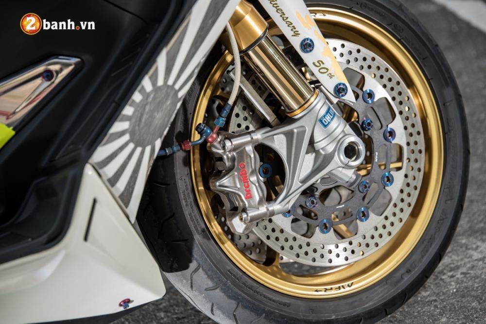 Yamaha TMAX 530 hoan thien trong ban do Full Option - 12