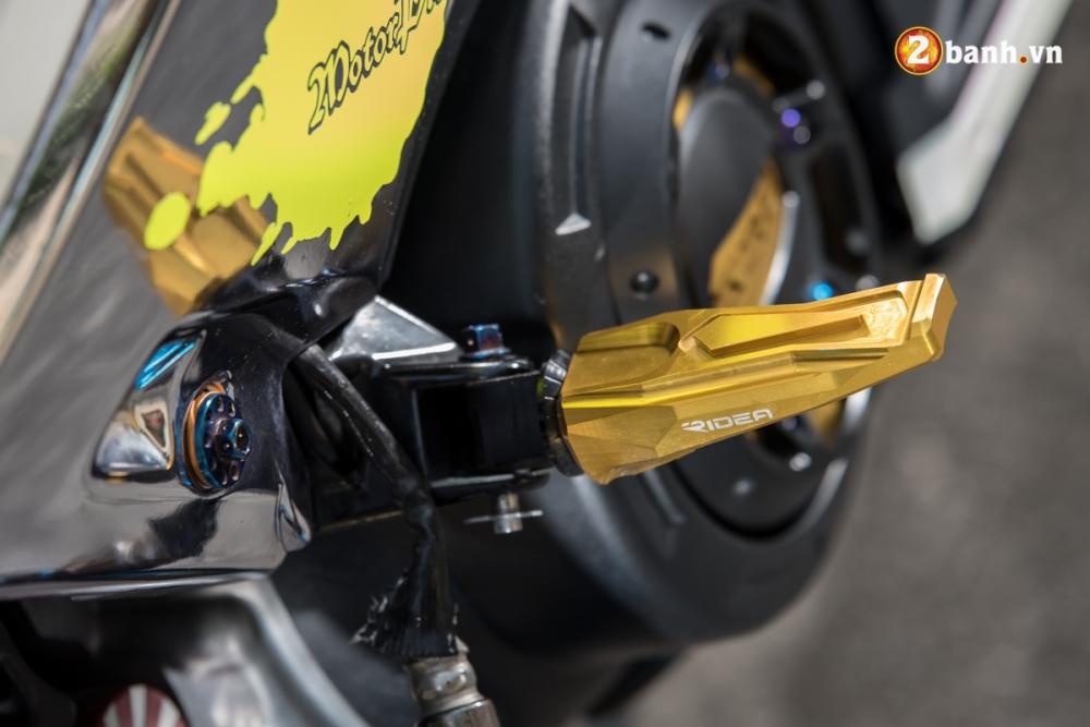 Yamaha TMAX 530 hoan thien trong ban do Full Option - 14
