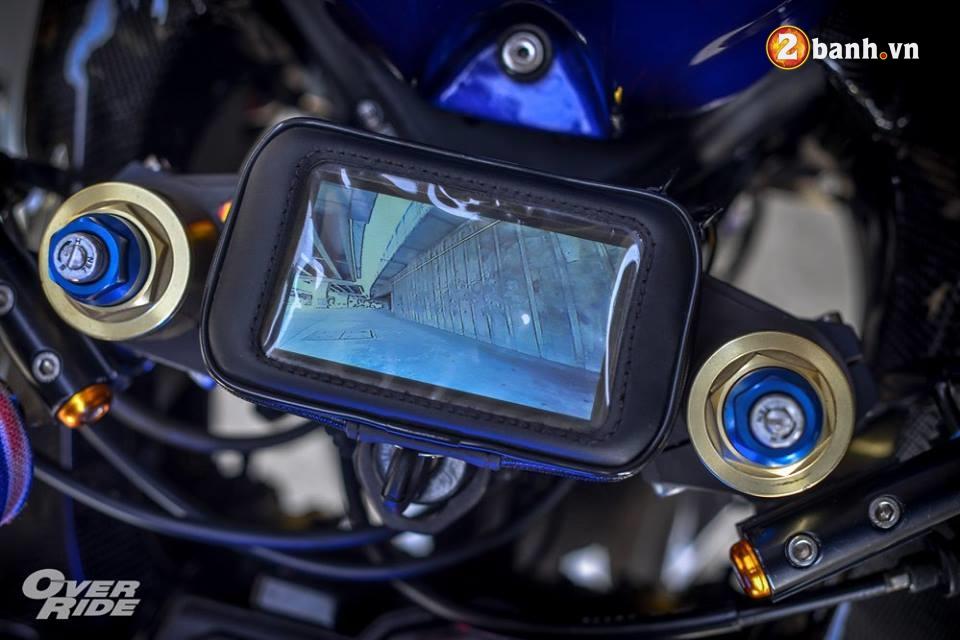 Yamaha YZFR3 hoan hao trong ban do khung long Full Sport Option - 8