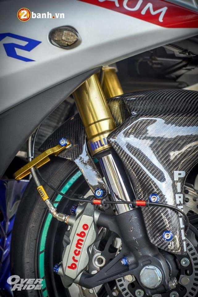 Yamaha YZFR3 hoan hao trong ban do khung long Full Sport Option - 10